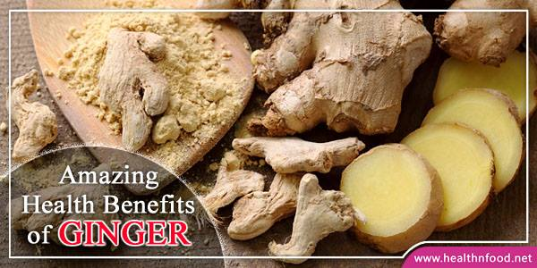 Ginger Proven Health Benefits