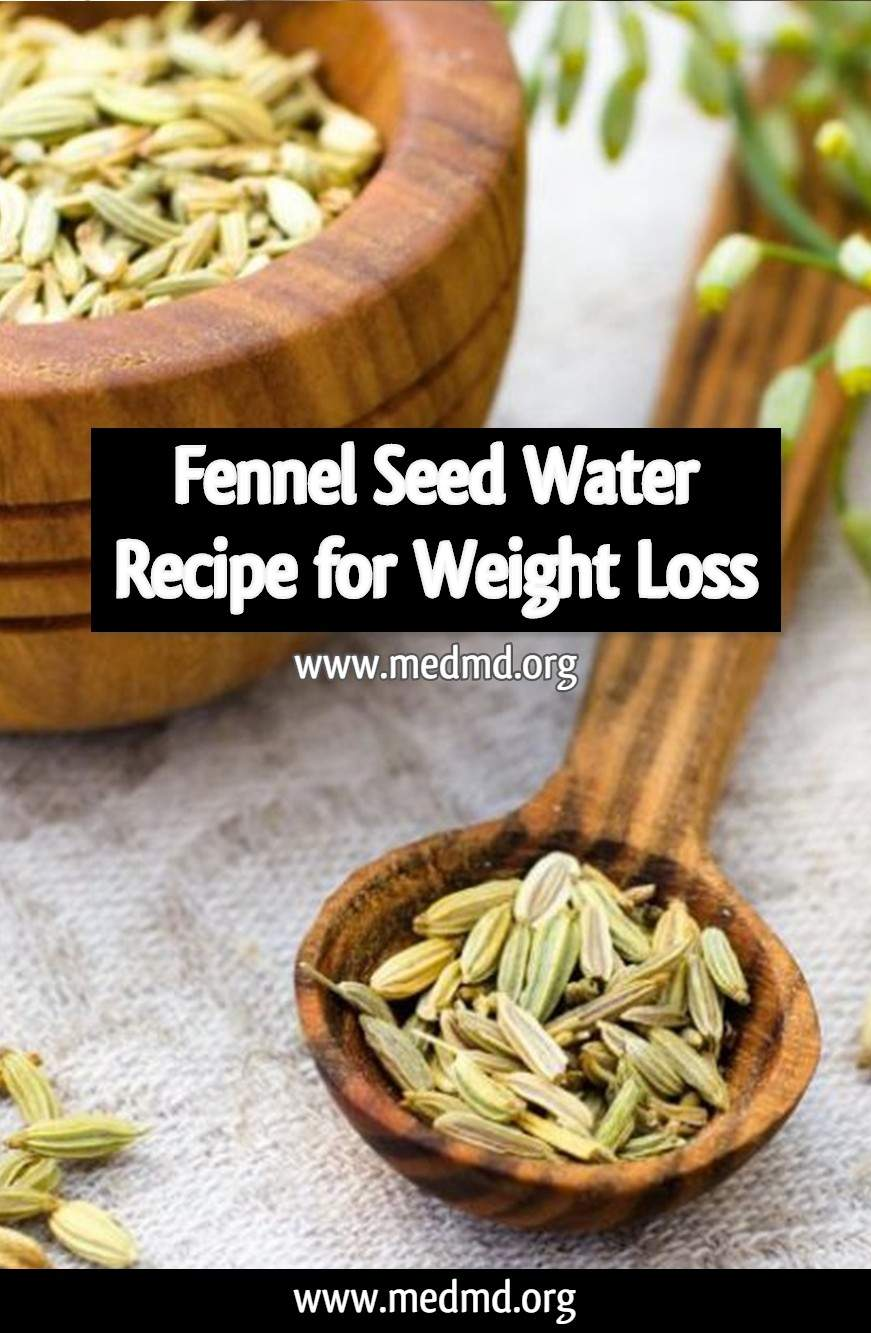 Fennel Seed Recipe for Weight Loss