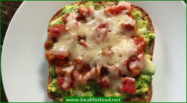 Nacho Avocado Toast