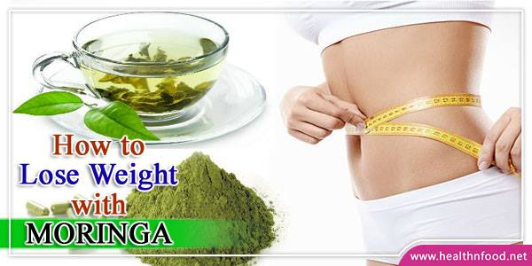 Weight Loss Quickly with Moringa