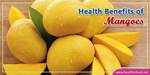 Mango Fruit Nutrition Facts and Health Benefits