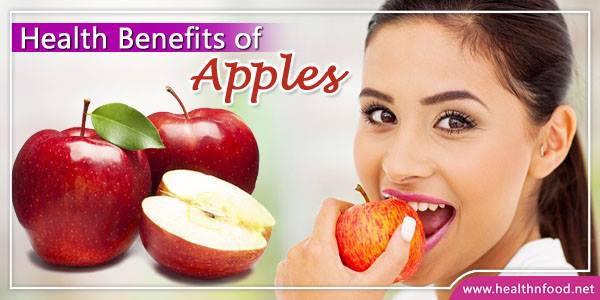 The Benefits of Eating Apples