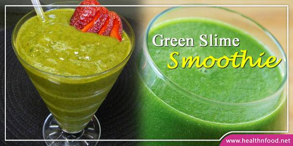 Green Slim Juice