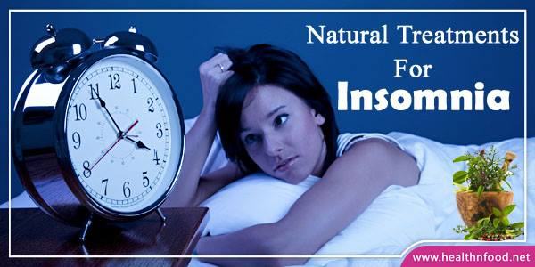 Natural Herbs for Insomnia Cure