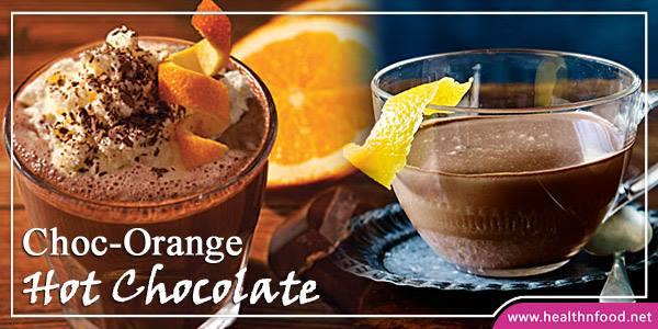 Hot Chocolate-Orange Recipe