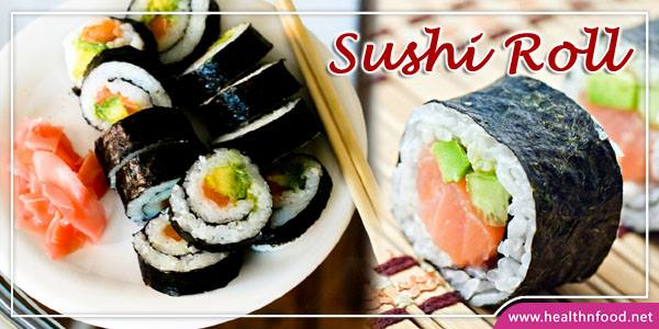 Sushi Roll Recipe