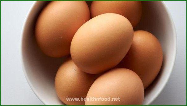 No Freeze Eggs