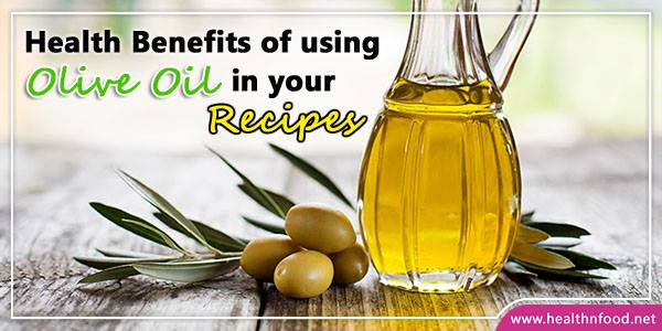 Olive Oil Health Benefits and Uses