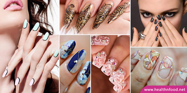 Easy Nail Art Designs and Ideas