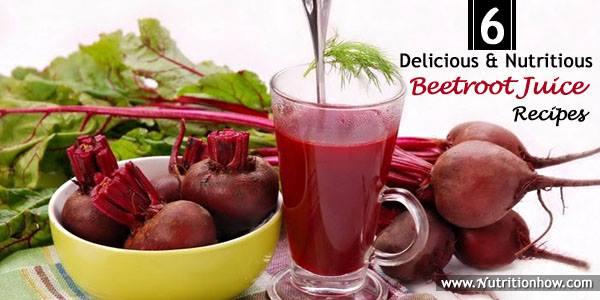 Beetroot Smoothies Benefits and Recipes