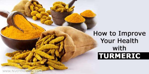 Health Benefit of Turmeric
