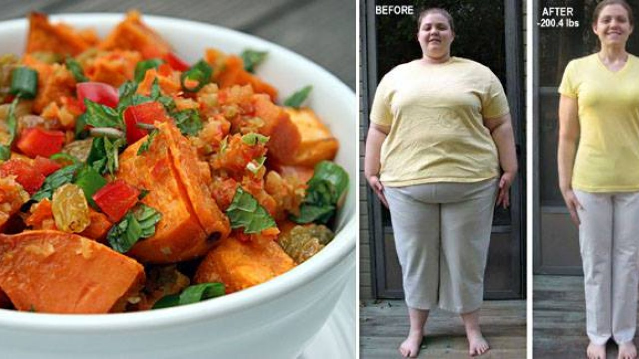 Spicy Sweet Potato Salad Recipe For Weight Loss