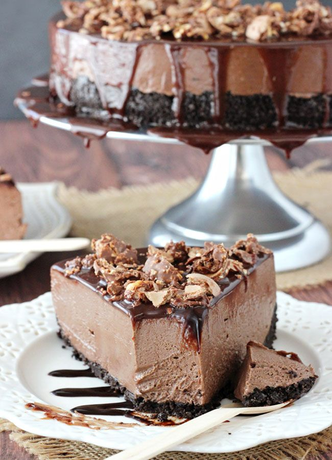 Nutella Cream Cheese Cake