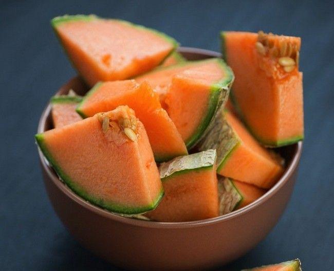 Cantaloupe Juice Benefits