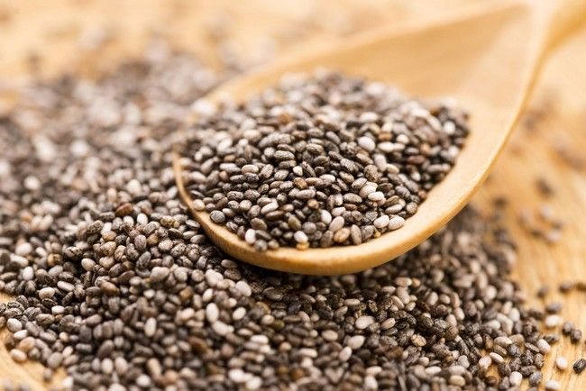 Chia Seeds and Type 2 Diabetes