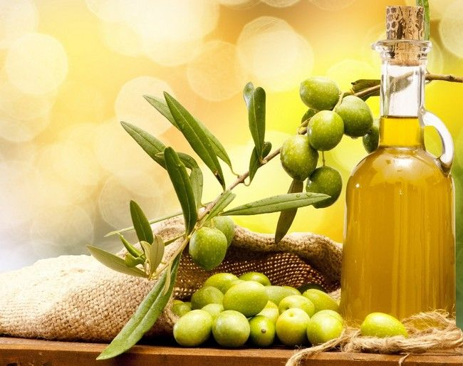 Olive Oil Heart Health