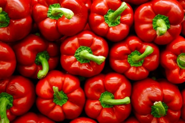 Red Bell Pepper Nutrition