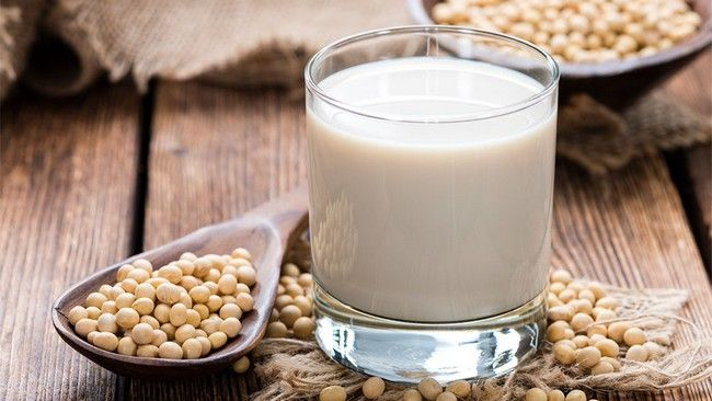 Soy Milk and Heart Health