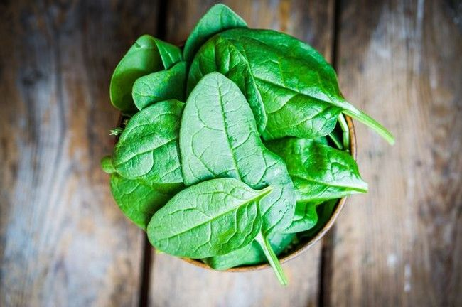 The Benefits of Spinach Leaves