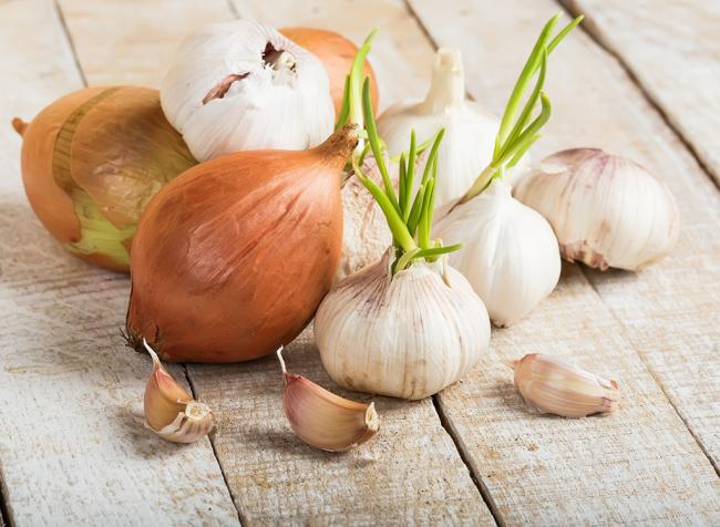 Sprouted Garlic for Thyroid and Metabolism