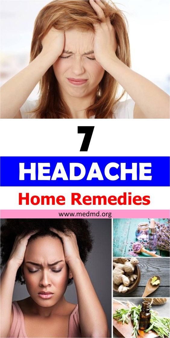 Best Headache Home Remedies