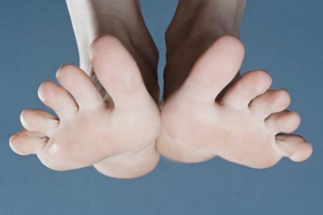 Foot Muscle Spasm