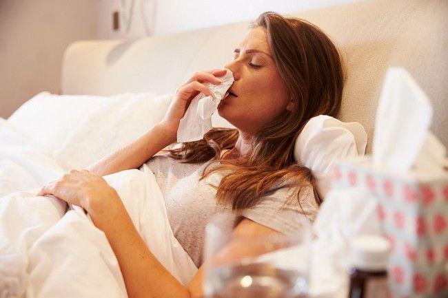 Catch Cold Symptoms
