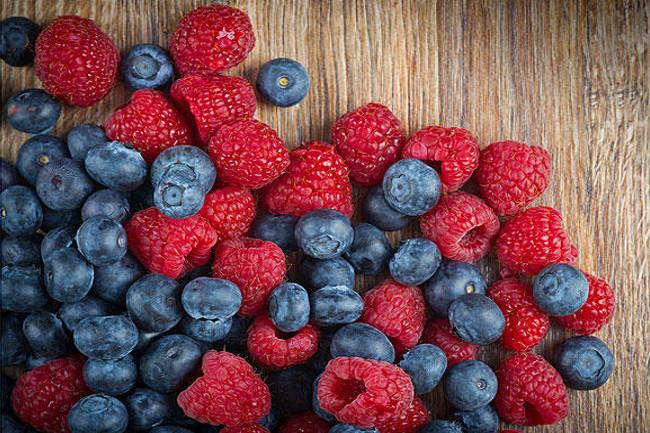 Eating Berries for Fertility