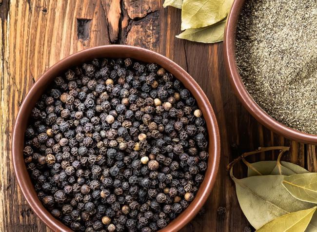 Ground Black Pepper Weight Loss