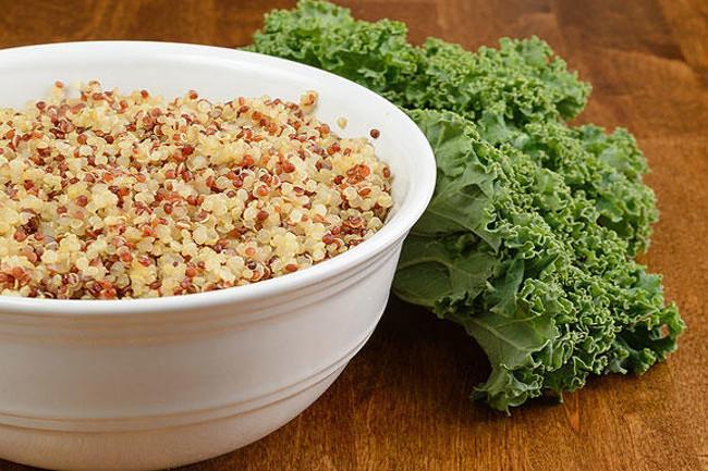 Quinoa - Lunch for a Pregnant Woman