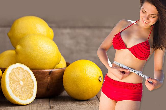 Losing Weight with Water and Lemon