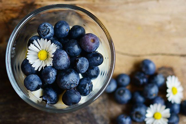 Blueberries - Eating Fruit to Lose Weight
