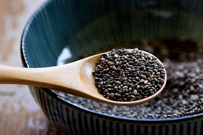 How To Lose Weight Fast with Chia Seeds
