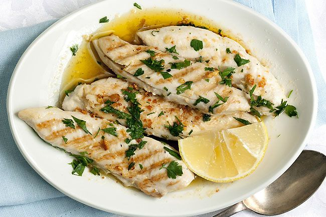 Healthy Chicken Recipes for Dieting