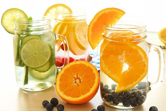 Best Fruit to put in Water for Weight Loss