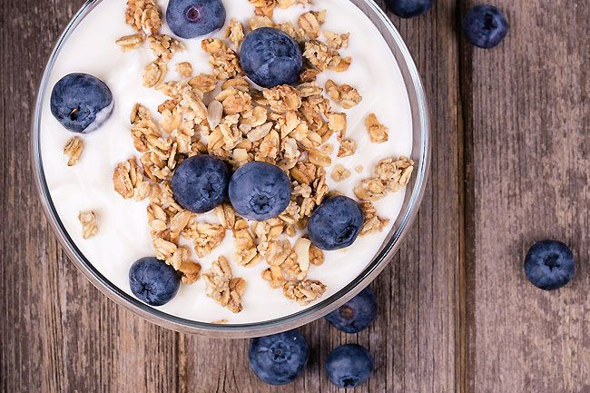 Is Eating Yogurt Everyday Healthy