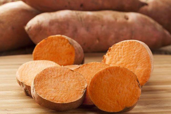 How Much Fiber in a Sweet Potato