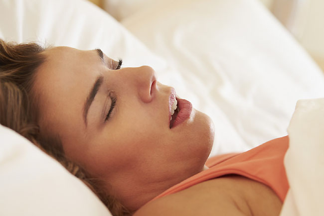 Snoring Related to Heart Disease