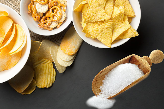 Salty Snacks to Get