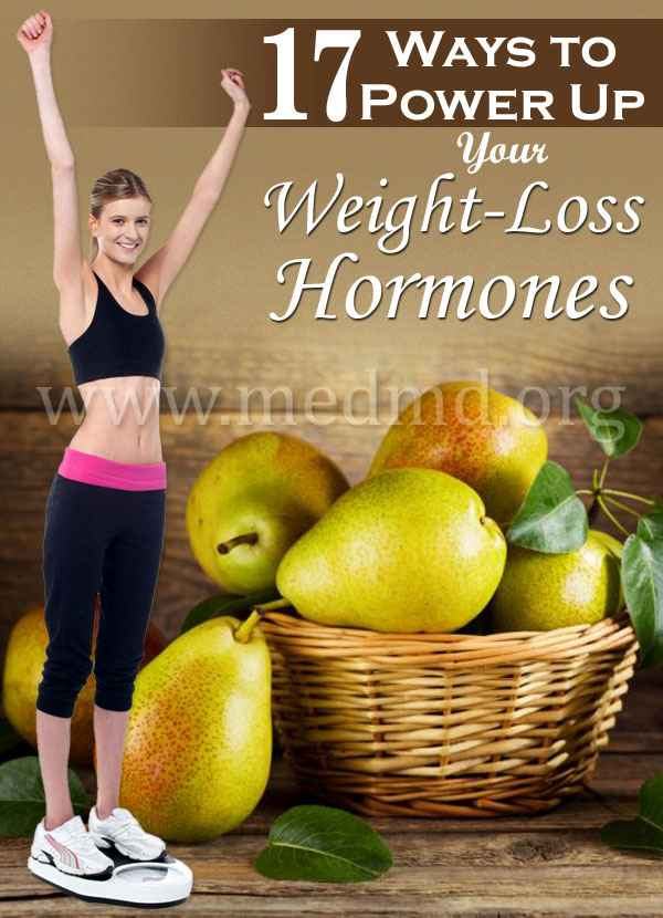 does estrogen help with weight loss