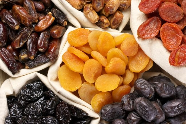 Dry Fruits Daily Intake