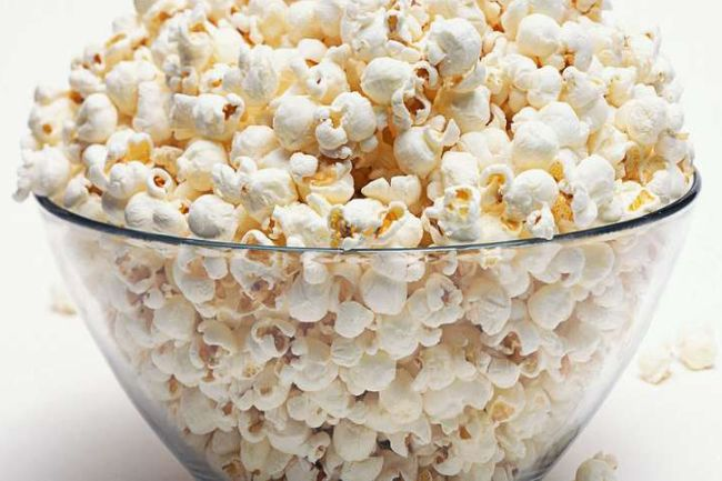 Is Popcorn a Good Source of Fiber