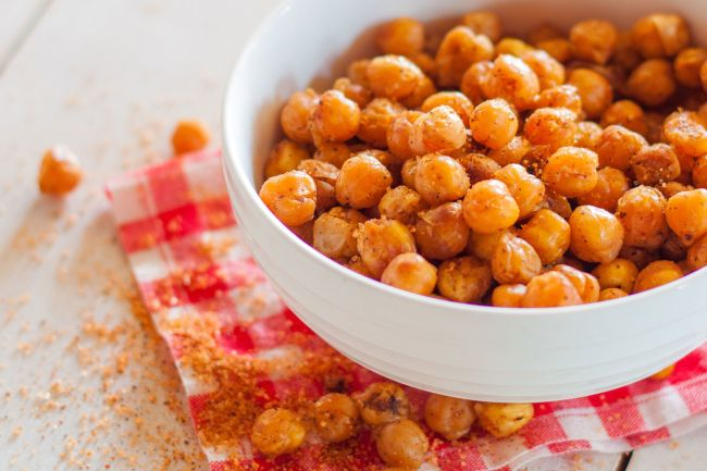 How many Calories in Chickpeas