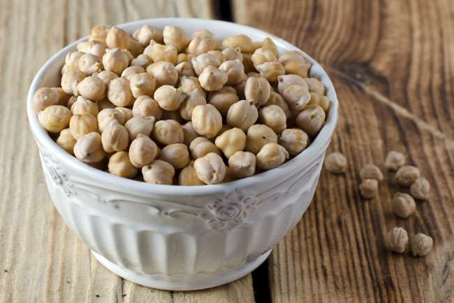 Health Benefits of Lentils and Chickpeas