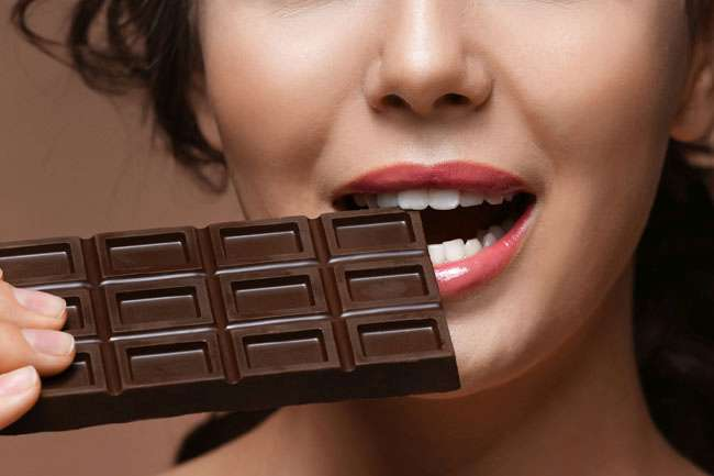 Is Dove Dark Chocolate Good For You