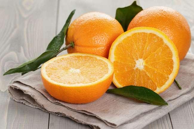 Vitamin C in a Glass of Orange Juice