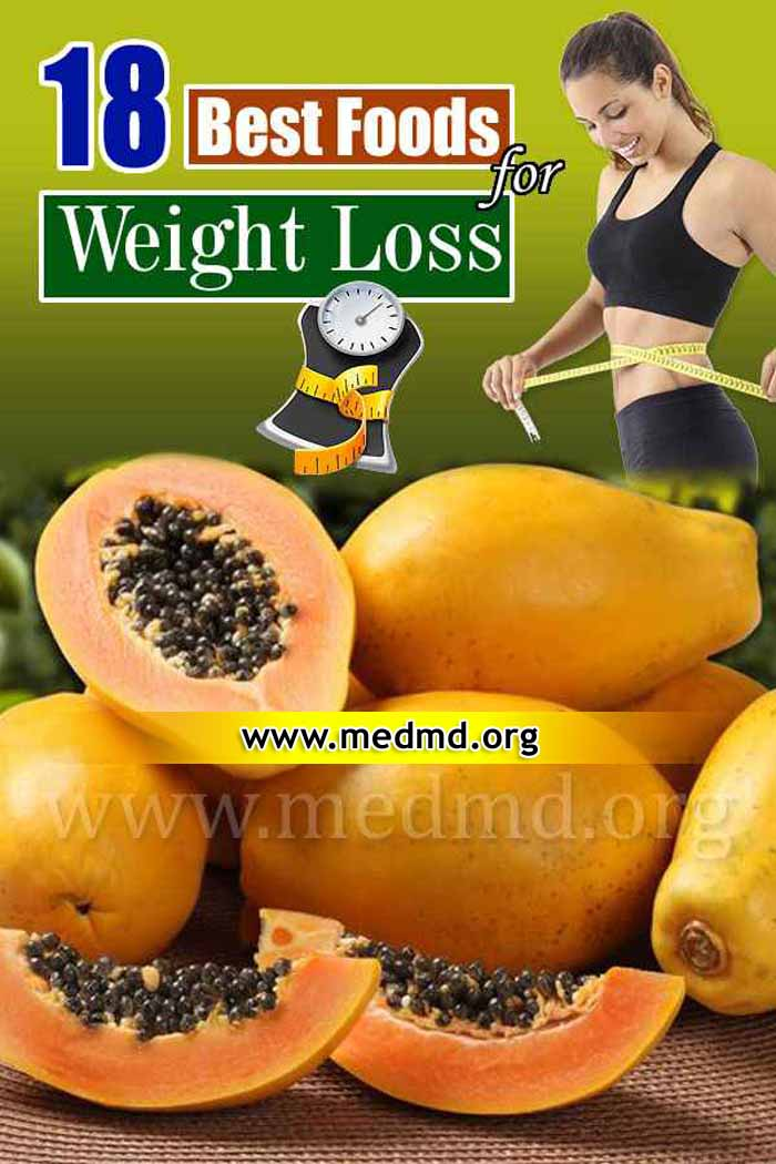 Papaya for Weight Loss