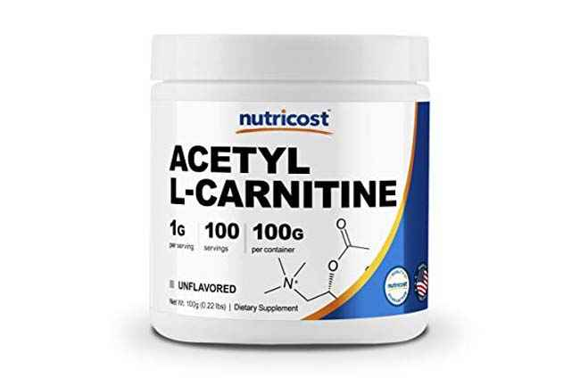 Acetyl-L Carnitine Supplement