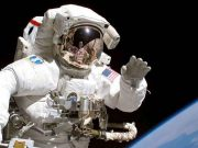 Astronaut Sick in Space