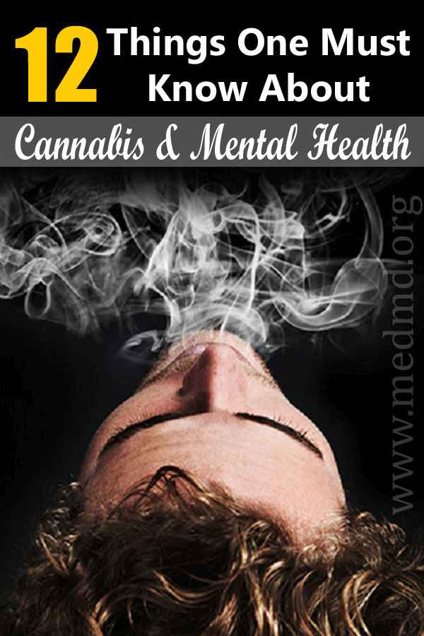 national behavioral health - cannabis and mental health